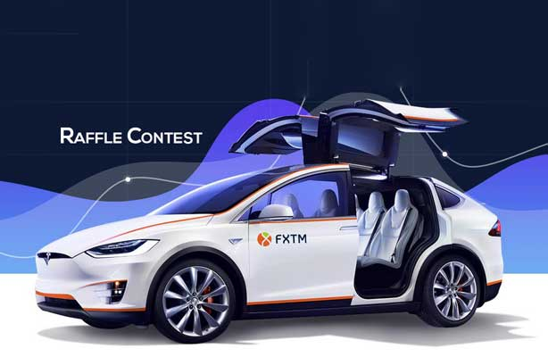 Lucky Raffle Draw, WIN A SUPER CAR – FXTM