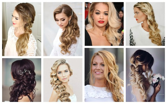 cute hairstyles for backless dresses - raveitsafe