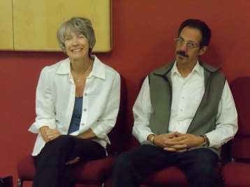 Nancy and Scott, HBH Ministers