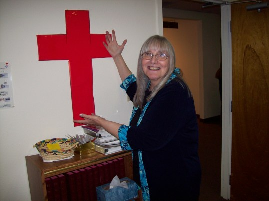The cross--the reason for the ministry!