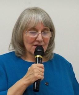 Kathy teaching about Inner Healing