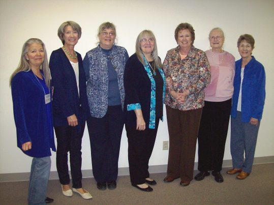 Kathy and the HBH Ministry team