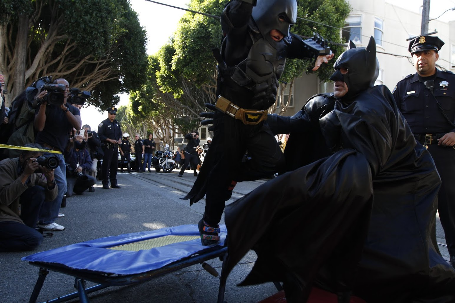 Batkid Begins The Documentary All For The Boys