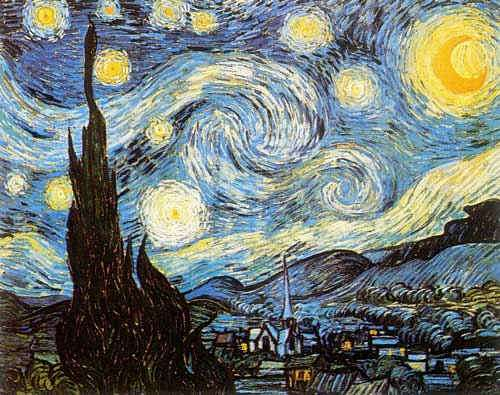 se Van Gogh avesse visto la Lupa, la Lupa l'avrebbe inghiottito