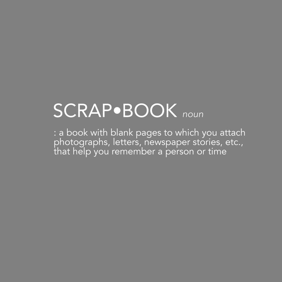 What is scrapbooking? 33