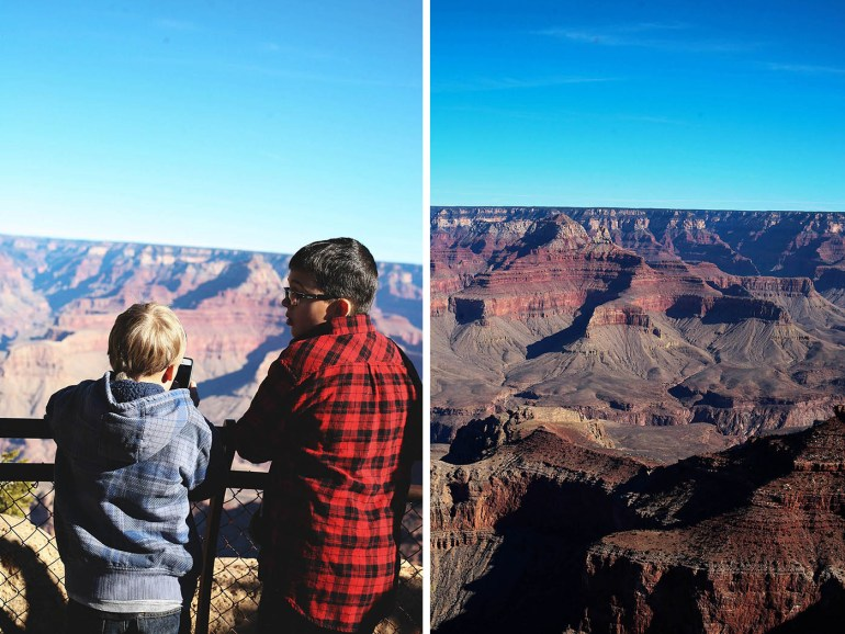 Family Travel - Grand Canyon