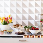 Easy spring brunch and craft party