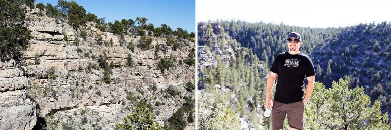 Walnut Canyon National Monument - Flagstaff, AZ