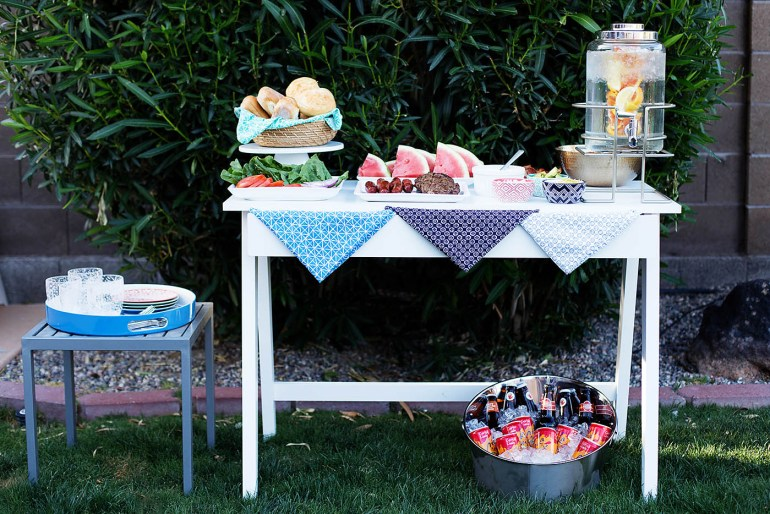 Summer Dinner Party with Target