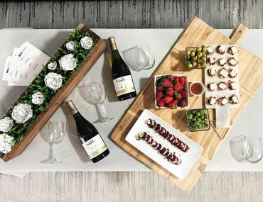 Chardonnay Day Party, Recipes & Wine Tasting Printable!