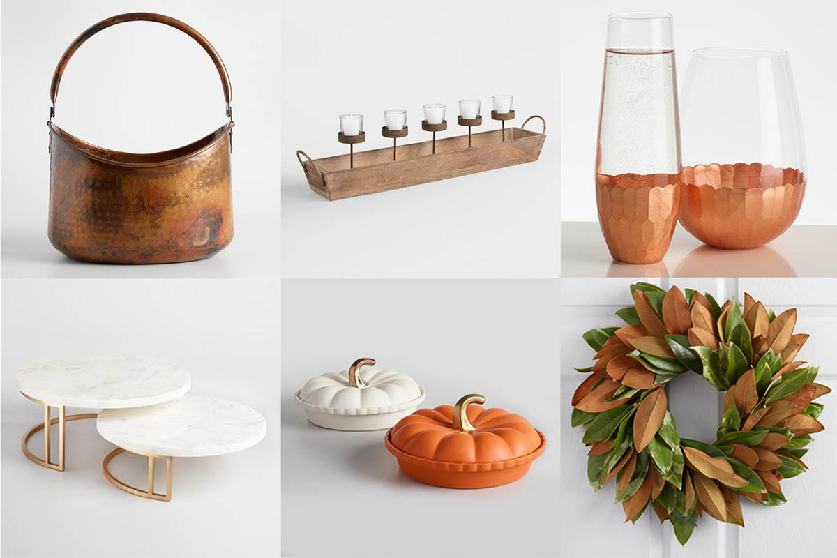 Top 10 Fall Must Haves for the Home from Cost Plus World Market