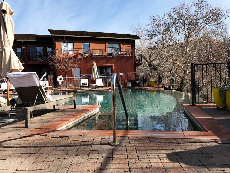 10 reasons to stay at the Amara Resort & Spa in Sedona, AZ (as if the view isn't reason enough)