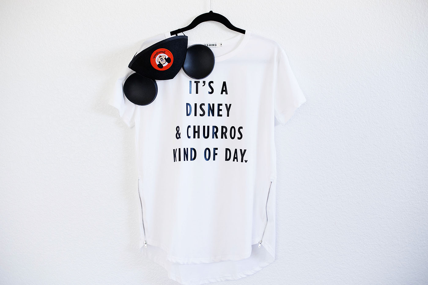Diy Disney Churros Tee All For The Memories