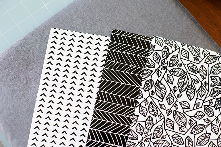 3 DIY Travel Tees with Cricut Patterned Iron On™ - All for