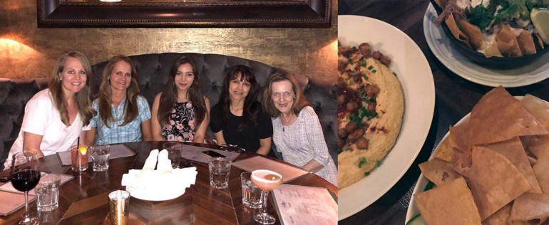 Multigenerational family vacation in Chicago, IL