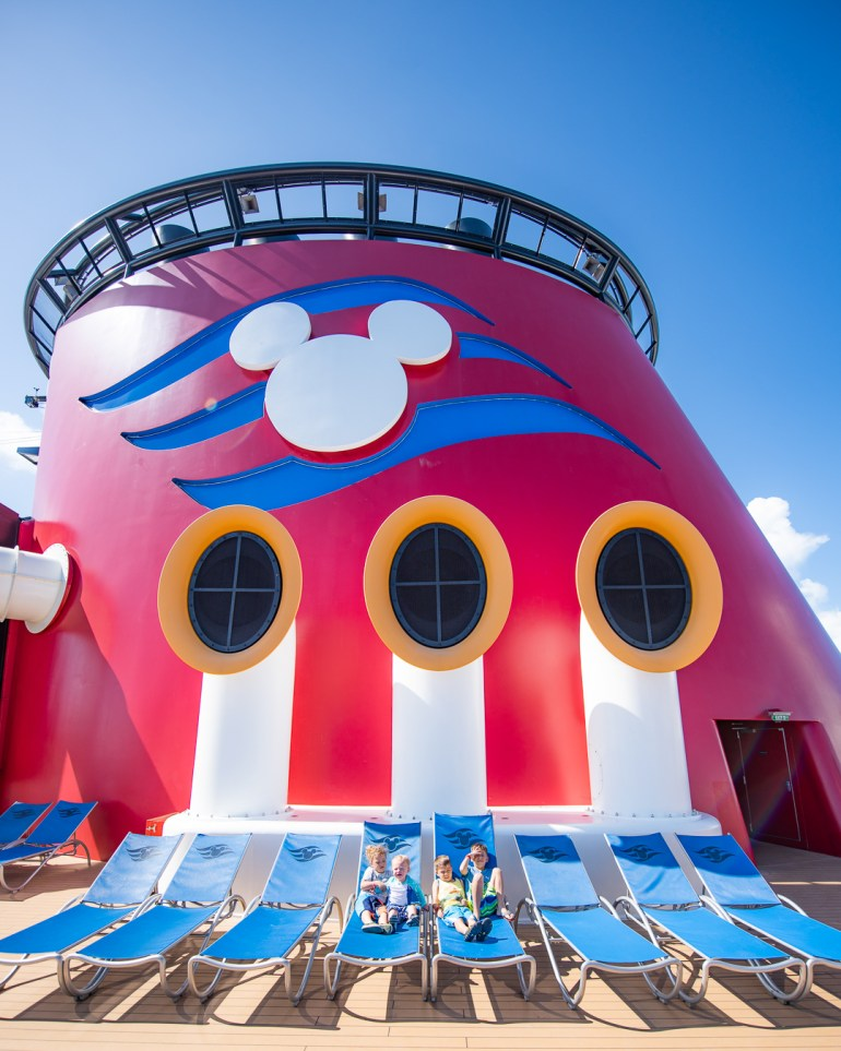 Disney Cruise Line - Chelsea from Someday I'll Learn