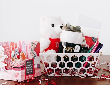 Sending Love Valentine's Day Gift Basket