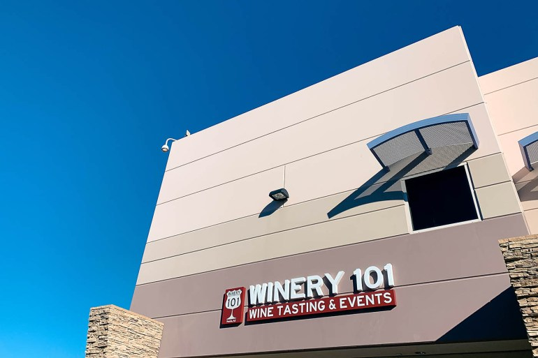 Unique restaurants to try in Peoria, Arizona - Winery 101