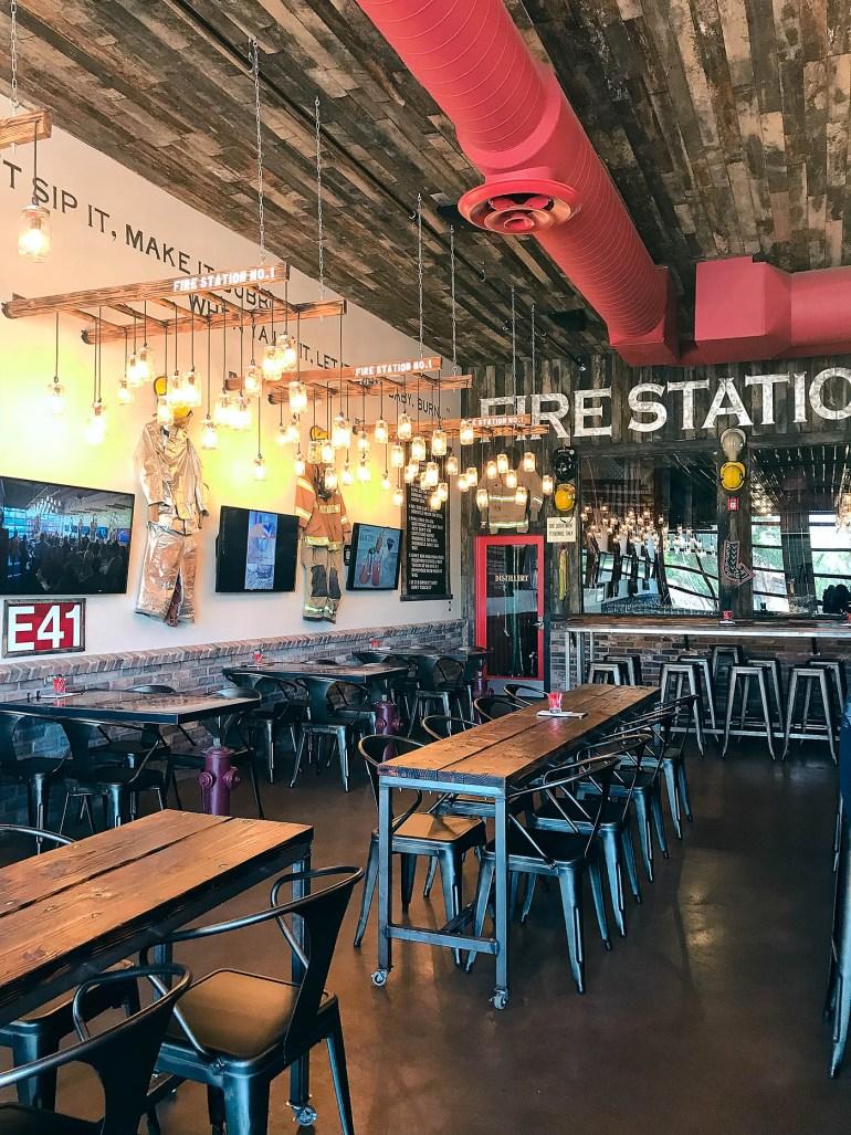 Unique restaurants to try in Peoria, Arizona - Lucidi's Distillery