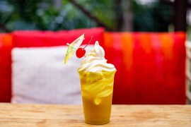 Where to get Dole Whip with rum at Disneyland