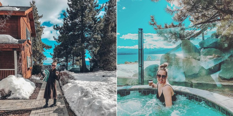 Red Wolf Lakeside Lodge: Lake Tahoe