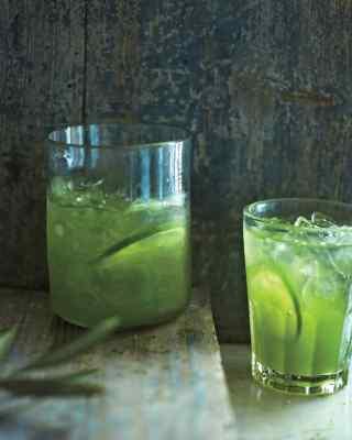 Sorrel Lime Cooler