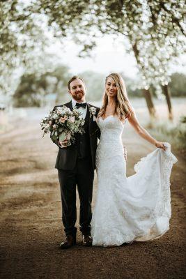 Danielle + Boyd // Wedding