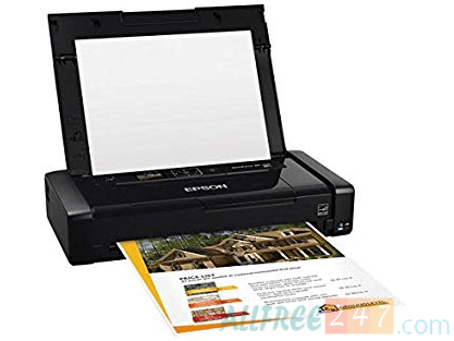 Epson WorkForce WF100 Wireless Mobile Printer
