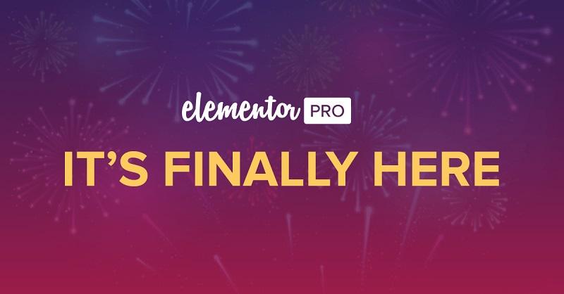 Elementor Pro v3.4.2 + Free v3.4.5 – Brings New Designs Experiences to WordPress – Full