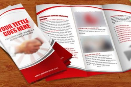 Tri fold Brochure Template  20 Free Easy to Customize Designs tri fold brochure template  DOWNLOAD