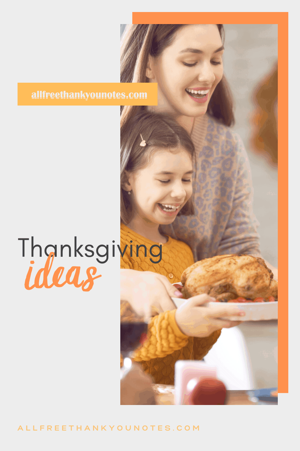 Thanksgiving Party Ideas - All Free Invitations