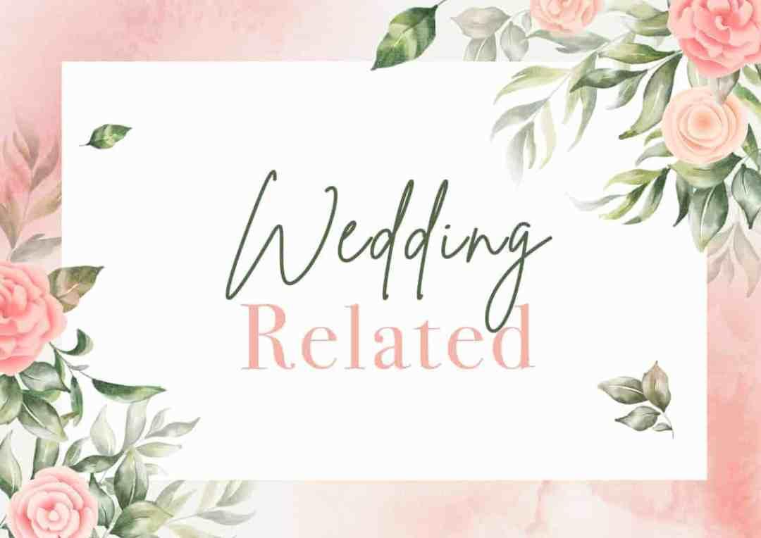 wedding related invitations - all free invitations