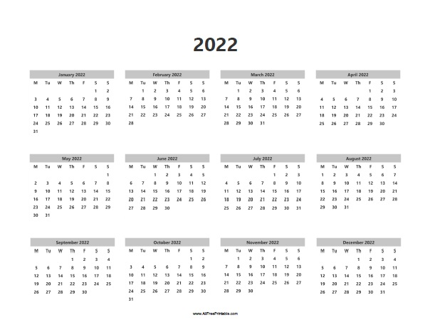 A discussion planner can be a manual, a guidebook or even a développement. 2022 Calendar | Free Printable