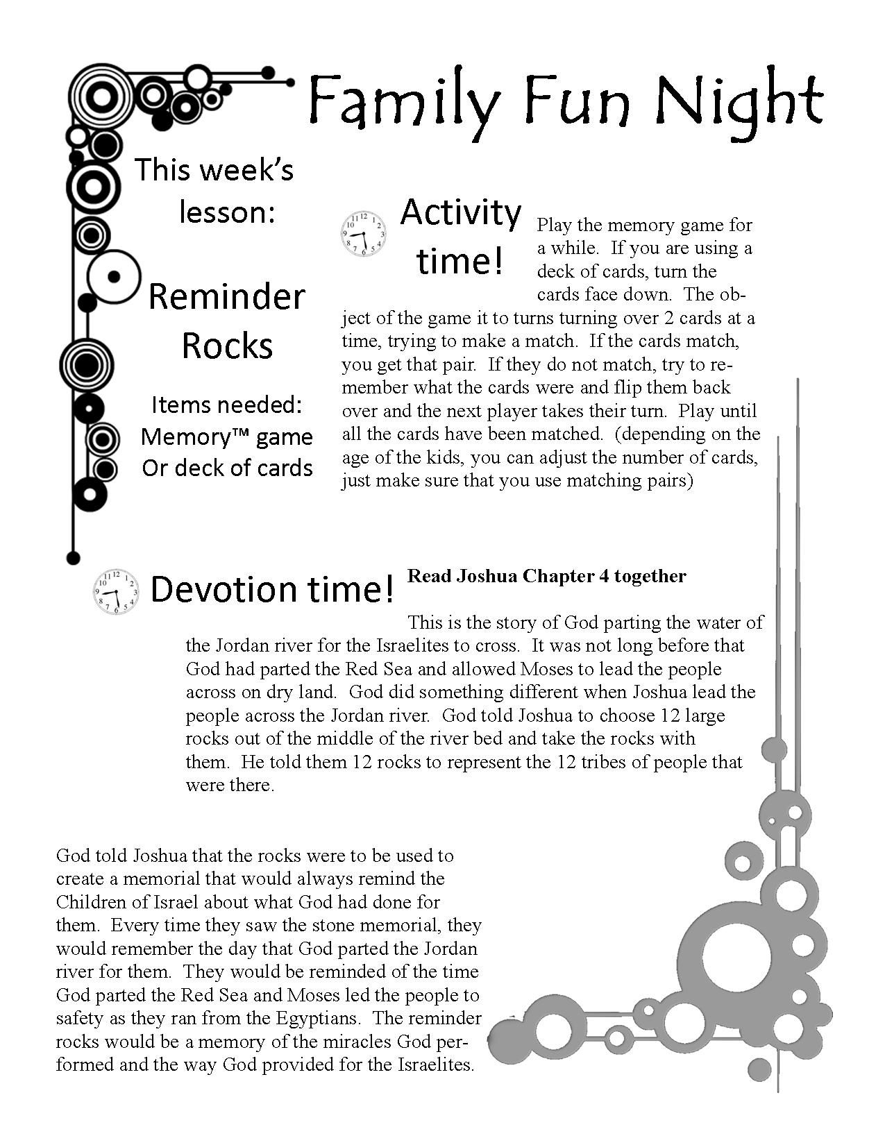 Free Printable Sunday School Lessons For Teens