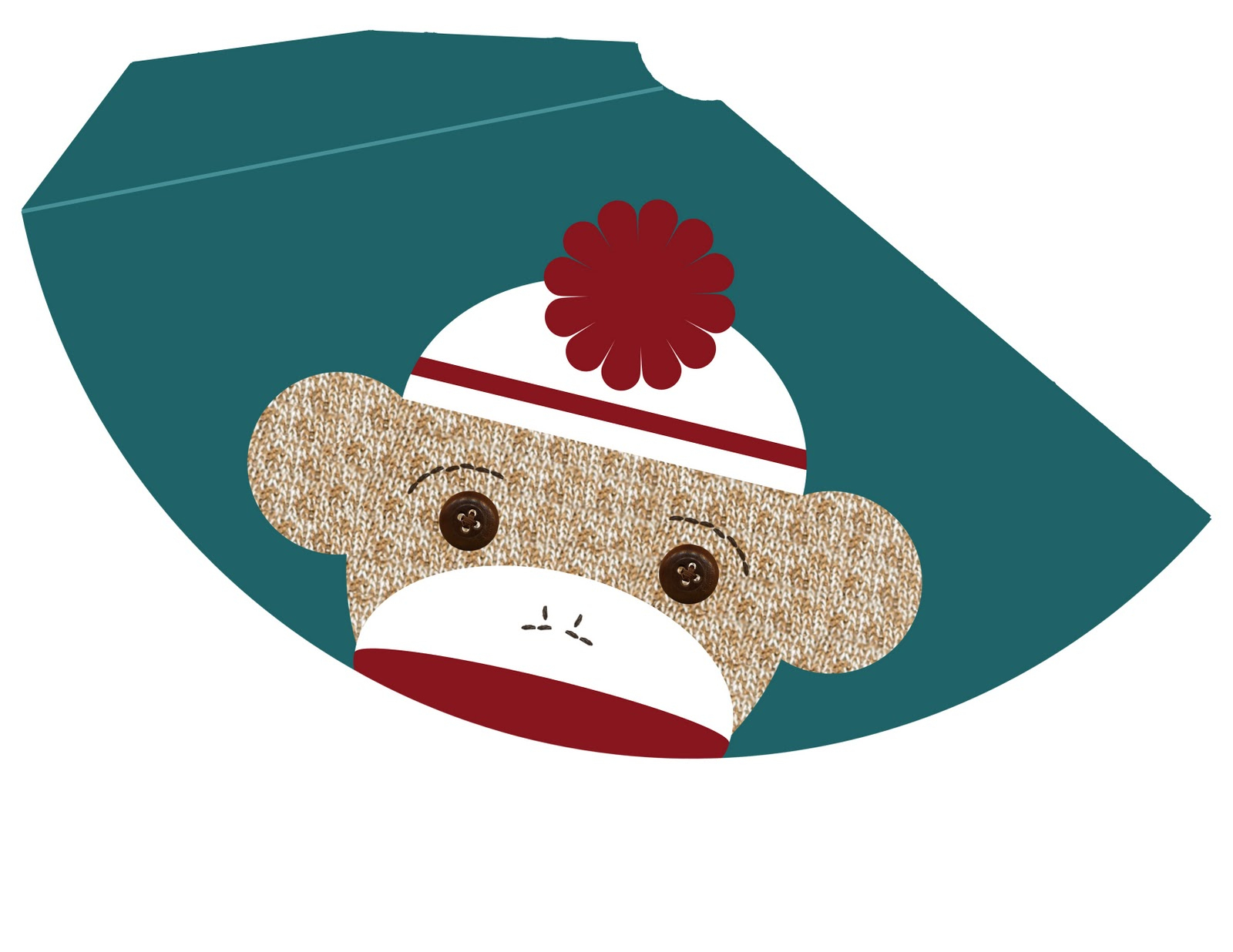 Free Printable Sock Monkey Pictures