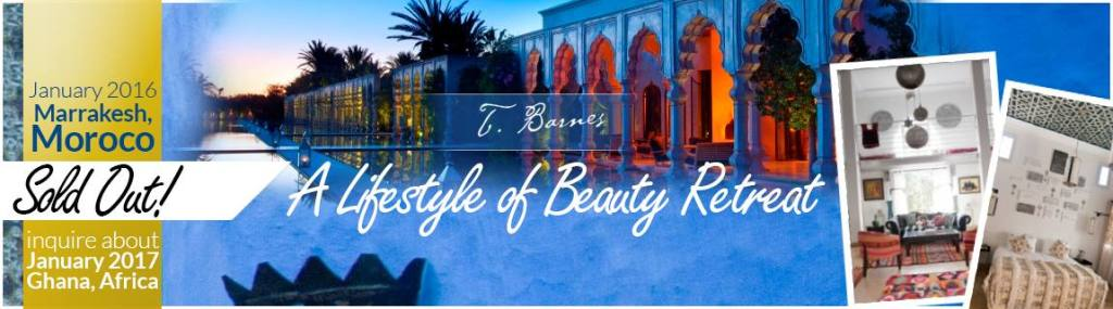 Lifestyle of Beauty Retreat