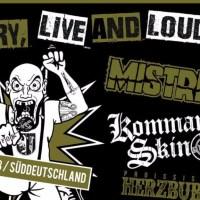 So radikal war das Skinhead-Konzert bei Aichstetten