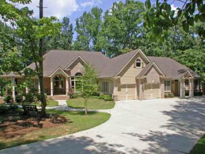 Abbey Hill Suwanee GA Home