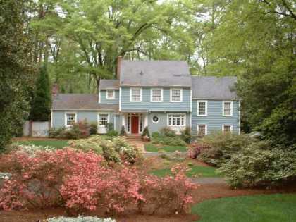 Brookhaven Historic Estate Home