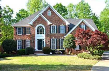 Home In Norcross GA-Amberfield Neighborhood