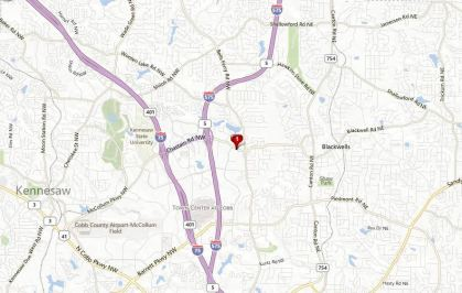 East Cobb Brookhaven Of East Cobb Map Location