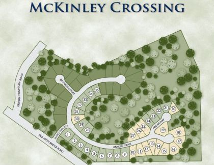 Neighborhood Site Plan McKinley Crossing
