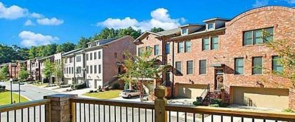 Chestnut Place Townhomes Doraville Georgia