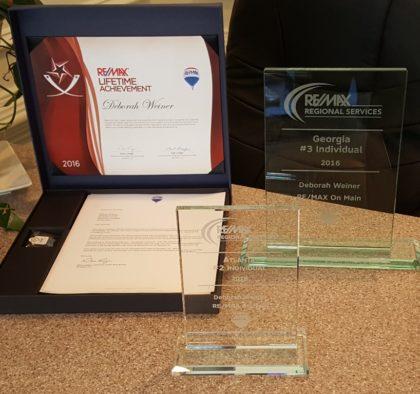 Remax Agent Awards Deborah Weiner