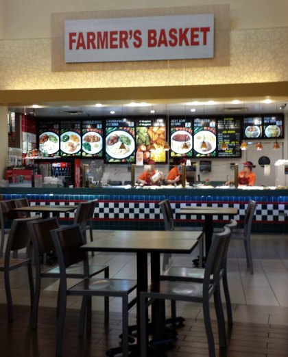 Farmers Basket North Point Mall Alpharetta GA