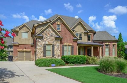 Estate Home In The Gates Of Braselton
