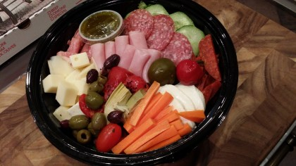Antipasto Salad Alpharetta NY Pizza Place