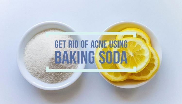 How to Get Rid Of Acne Using Baking Soda