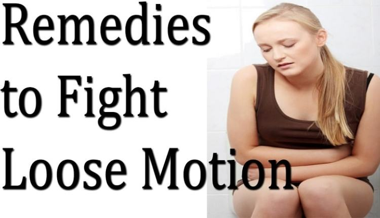 How to Get Rid of Loose Motions