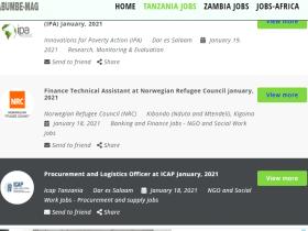 Mabumbe Jobs